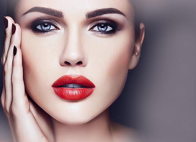 makijaż tradycyjny